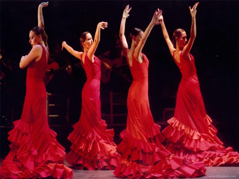 Прогулки по старому Мадриду + Шоу Фламенко