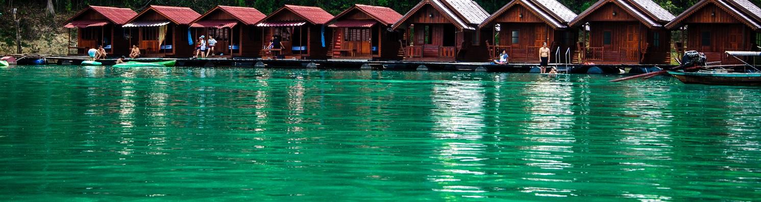 VIP экскурсия в Као Сок и озеро Чео Лан