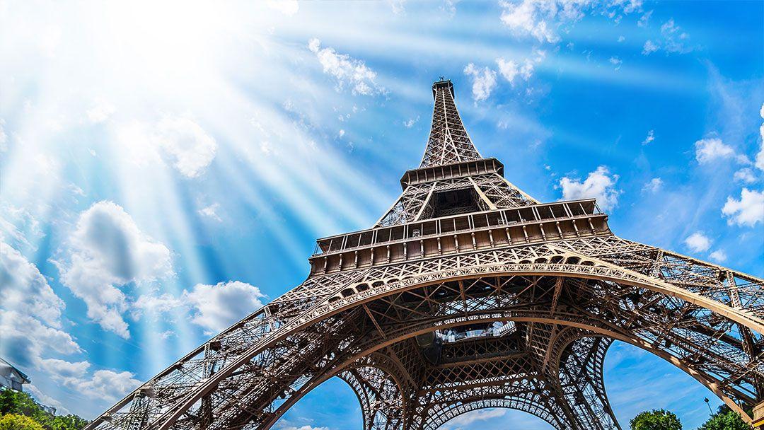 Идеальное знакомство с Парижем