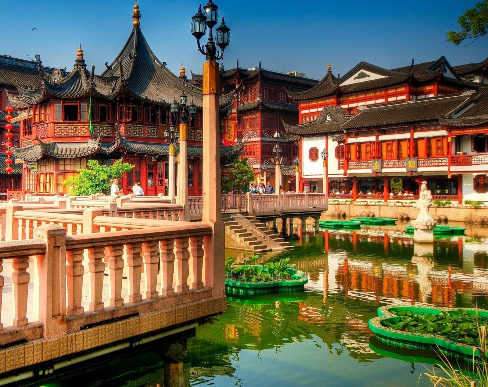 Пешеходная обзорная экскурсия по Шанхаю