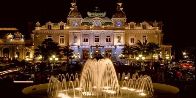 Вечерний Монако