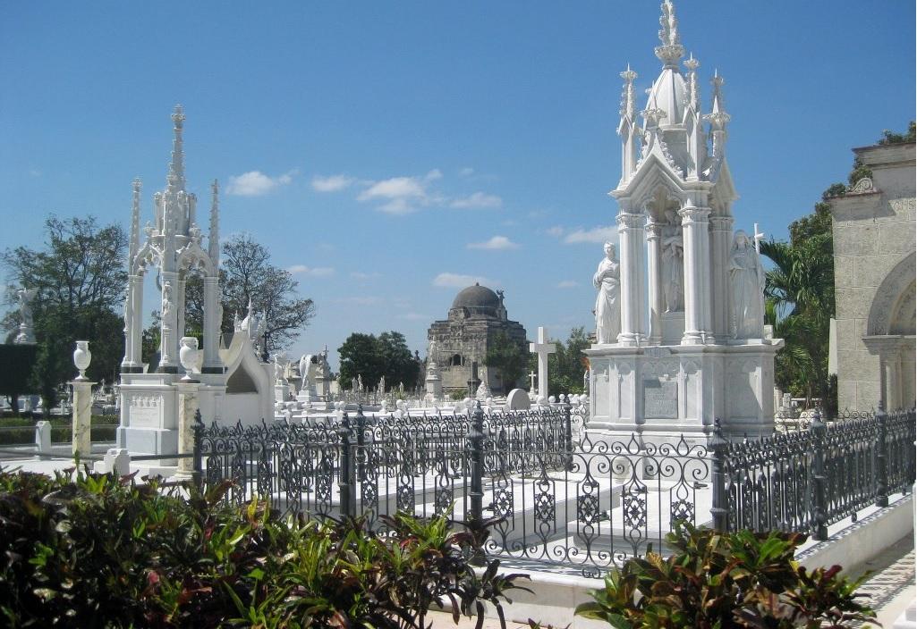 Новая Гавана и кладбище Колумба