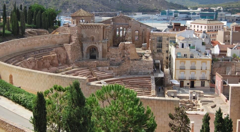 Картахена – от Рима до испанских королей