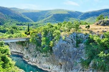 Величие каньонов Черногории