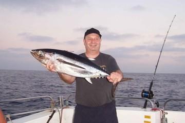 Рыбалка на тунца