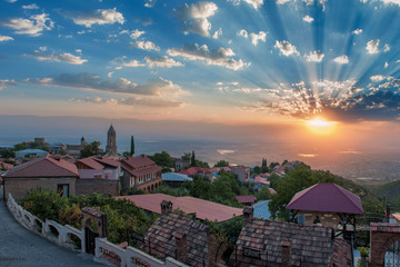 Кахетия-Сигнахи, Монастырь Бодбе