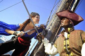 Карибские пираты (приключение на корабле)