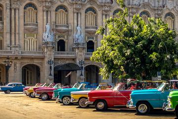 Современная Гавана (прогулка на ретрокарах)