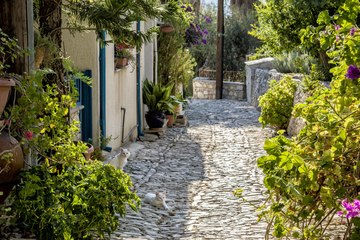 Кипрские деревушки — хранители времени