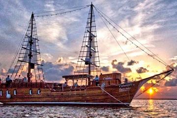 Романтическая программа-ужин на яхте