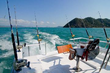 Индивидуальная морская рыбалка на Пхукете