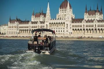 Речные панорамы Будапешта