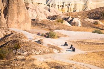 Сафари на квадроциклах в Каппадокии