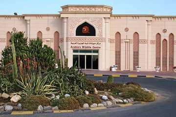 Зоопарк «Дикий мир Аравии»