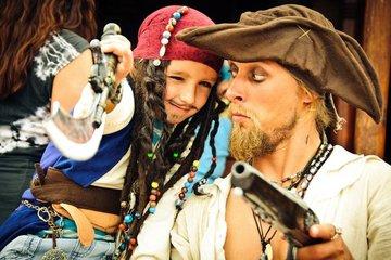 Пиратский круиз на корабле Черная Жемчужина
