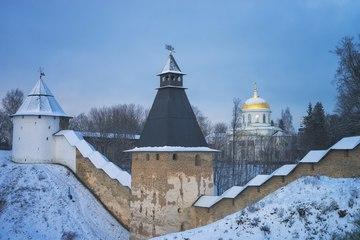 Псков – Изборск – Печоры