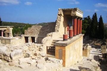 Кносский дворец, пещера Зевса, плато Лассити, монастырь Кера