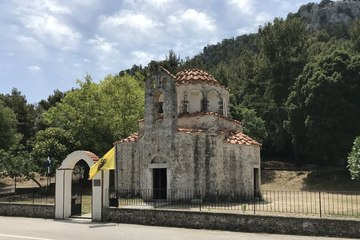 Православие и Византийское наследие острова Родос