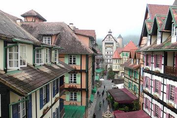 Colmar Tropicale - Французская деревня