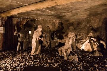 Соляная шахта «Величка» + Еврейский квартал Казимеж