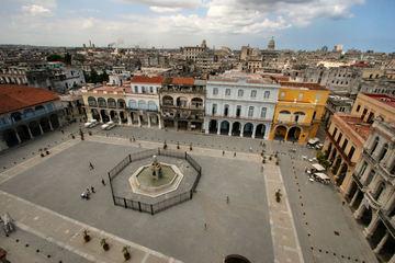 Экскурсия по городу с посещением рынка сувениров Сан Хосе