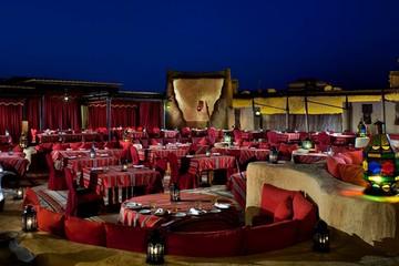 Поездка в ресторан Баб Аль Шамс