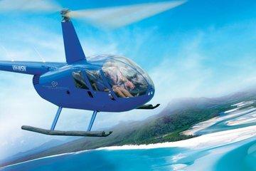 Полет на вертолете в Доминикане