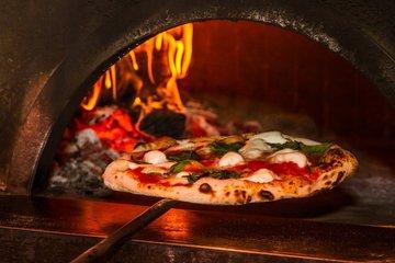 Урок приготовления пиццы