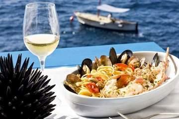 ТУР ВКУСА, где море деликатесов и ужин у моря