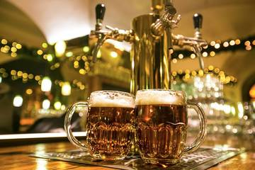 Пивная экскурсия в Праге