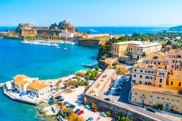Корфу — сказочный остров Вашей мечты