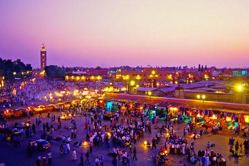 Экскурсия в Марракеш и Эс-Сувейра из Агадира (двухдневная)