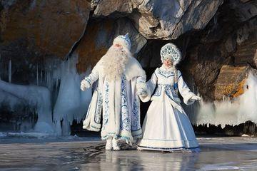 Новый год 2021 на Байкале
