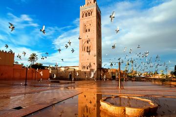 Экскурсия в Марракеш из Касабланки