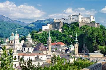 Зальцбург из Вены