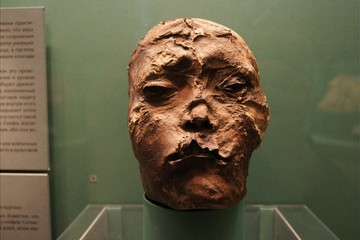 Экспедиция на поиски мумий