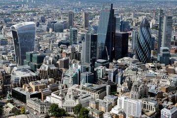 Пешеходная экскурсия: Лондонский Сити: тайны, привидения, пабы