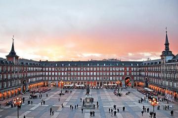 Прогулки по старому Мадриду