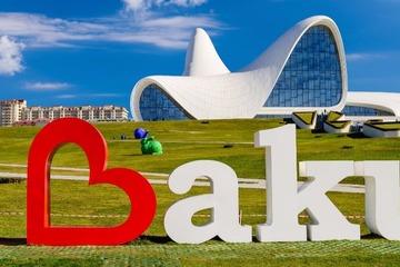 Пешая экскурсия по Баку