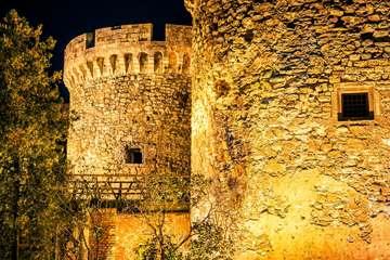Подземные секреты Белградской крепости