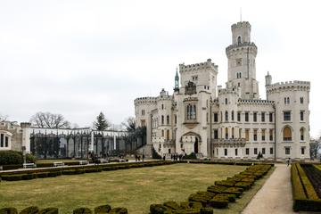 Чешский Крумлов и замок Глубока над Влтавой (индивидуальная)