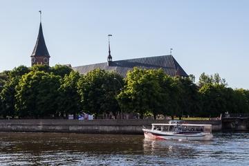 Водные экскурсии в Калининграде