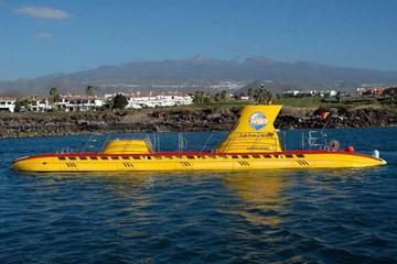 Погружение на подводной лодке