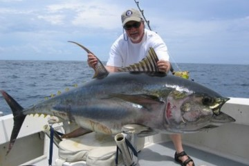 Глубоководная рыбалка на Кипре