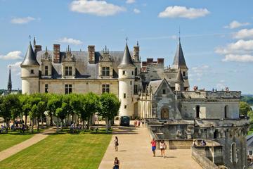 Замки Луары из Парижа