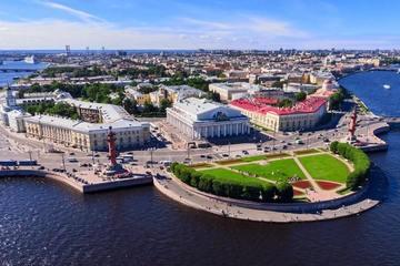 Необычный Васильевский остров