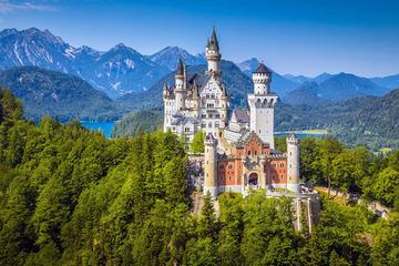 Мюнхен и Замки Баварии. Вечерний выезд