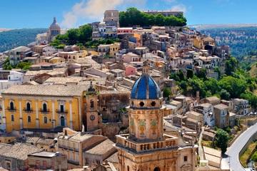 Города сицилийского барокко