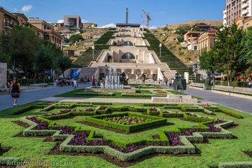 Пеший тур по Еревану