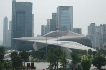 Прошлое и будущее Гуанчжоу одним днем